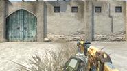 AK-47 Lion crouch