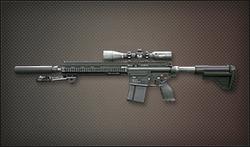 Hk416 weapon thumb