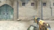 AK-47 Lion zoom