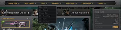 AVA Website Clan
