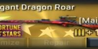 Mosin-Nagant Dragon Roar
