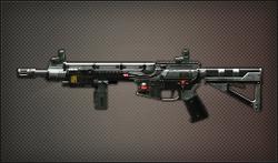 AR-57 Fighting Machine