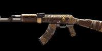 AK-47 Olivier La Buse