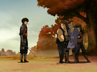 Jet capturing Sokka