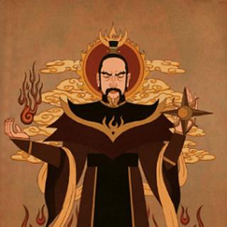 Fire Lord Sozon.