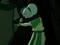 Suyin and Toph