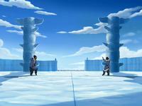 Water duel