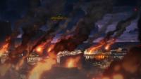 Burning of Ba Sing Se