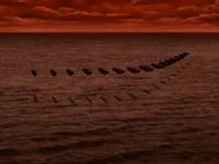 Ozai's airship fleet