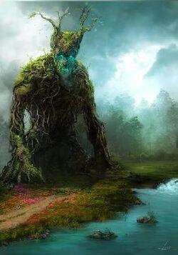 Forest spirit 1 Luca Cauchi