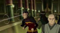 P'Li attacks the Dai Li