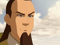 Gan Jin tribesman