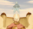 Historia de Aang (Primavera 100 DG)