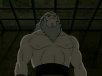Well-trained Iroh