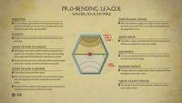 Korra video game pro-bending rules