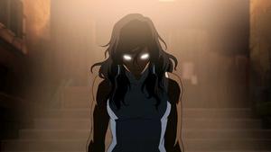 Korra's hallucination