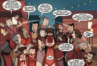Sokka spreading rumors