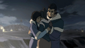 Korra and her parents hug.png