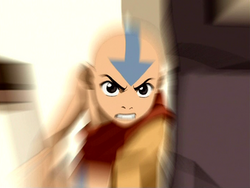 Blurry Aang