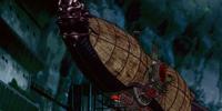 Fire Nation airship