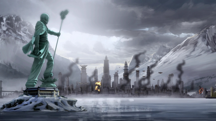 File:Republic City under attack.png
