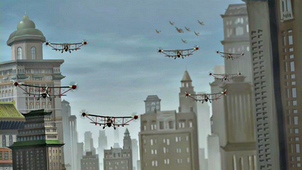 Equalist biplane squadron
