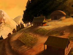 Haru's home