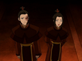 Zuko and Azula in royal robes.png
