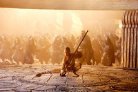 Film - Aang at Pohuai Stronghold