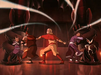 File:Aang airbends at door.png
