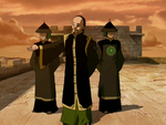 Long Feng and Dai Li agents