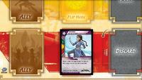 Ally card area