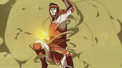 Mako firebending