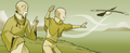 Aang and Gyatso kiting.png
