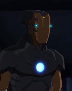 Arsenal (Robot) (Earth-TRN123) 002