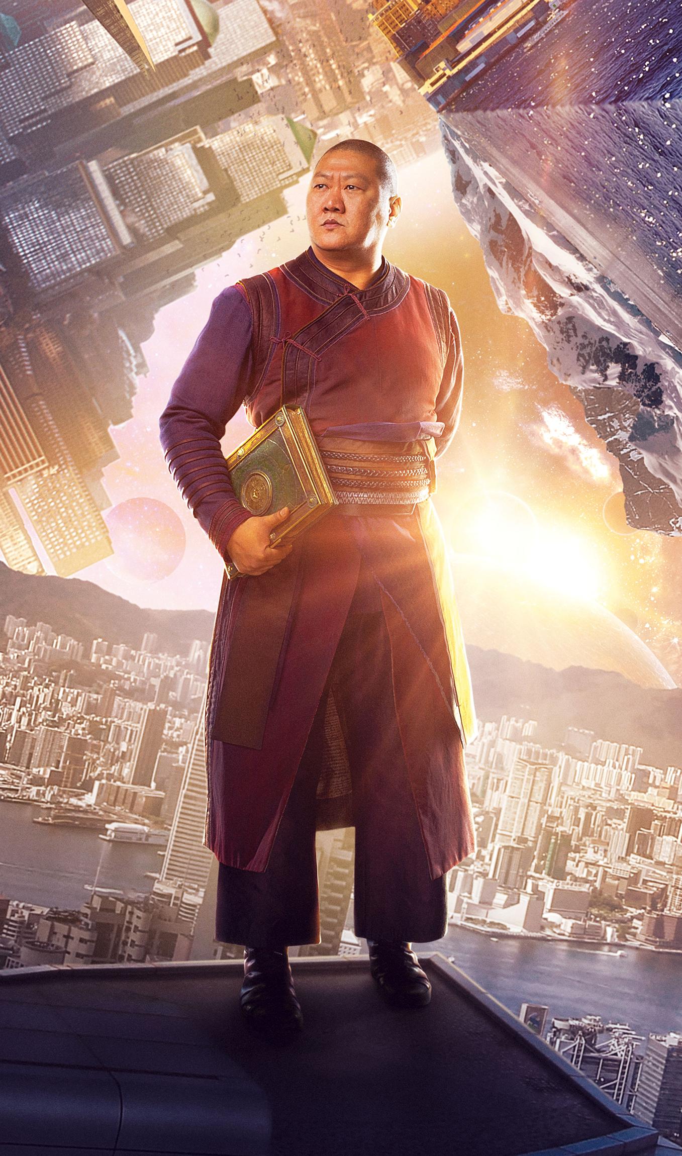 Marvel Wong