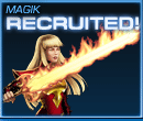 Magik Recruited Old