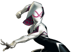 Spider-Gwen Dialogue 1