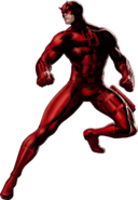 Daredevil Right Portrait Art