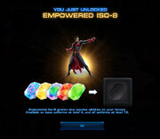 Empowered ISO-8 Unlocked