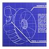 A.I.M. EMP Grenade Prototype Blueprints