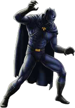 Black Panther-Classic Black Panther Marvel Avengers Alliance