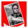 Wonder Man Headshot