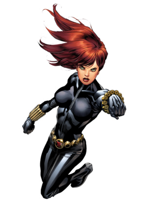 Black Widow Marvel XP