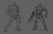 Agent Venom-Classic Concept Artwork