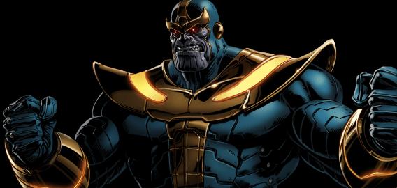 Thanos Dialogue