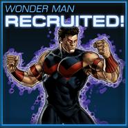 Wonder Man Recruited