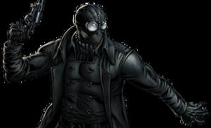 Spider-Man Noir Dialogue 1