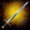 Custom Sword of the Barony