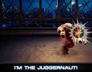Juggernaut Level 6 Ability
